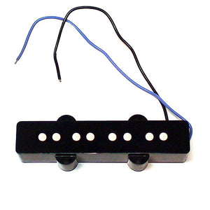 Genuine Fender Bridge Pickup for Squier Classic Vibe 60's Jazz Bass in Black - Ant Hill Music