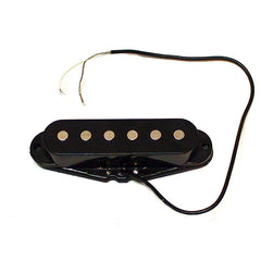 Genuine Fender Single Coil Neck Pickup for Squier Affinity Stratocasters Black