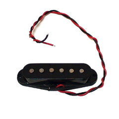 Genuine Fender Black Middle Single Coil Pickup for Squier Joe Trohman Telecaster