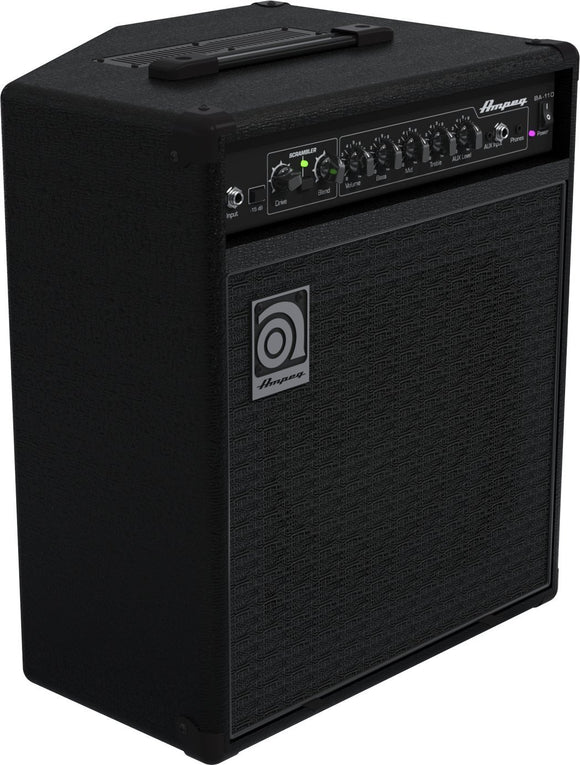 Ampeg 40-Watt Bass Combo with Scrambler 1x10