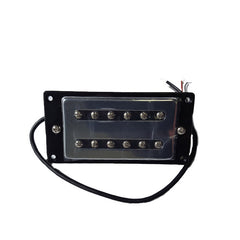 Ant Hill Music Humbucker Pickup 5.1k output Alnico magnets Pickup Ring Included