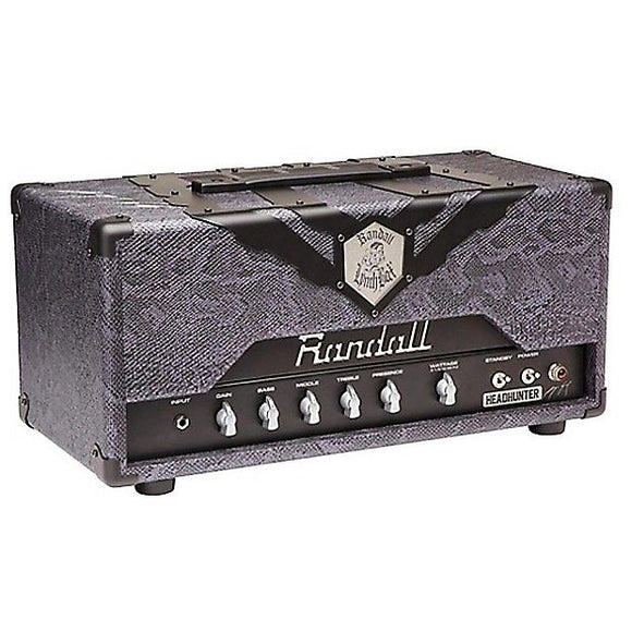 Randall George Lynch Signature Headhunter 50-Watt Tube Guitar Head B-Stock