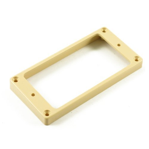 WD Music Humbucker Guitar Flat Mounting Ring High - Cream - Ant Hill Music