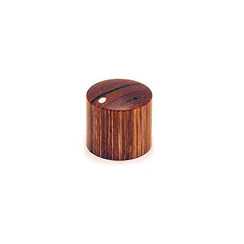 Ant Hill Music Wooden Guitar Knob Brushed Wood Grain Pattern with position maker - Ant Hill Music