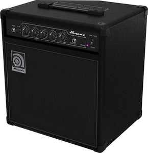 "Ampeg 20-Watt Bass Combo 1 x 8"" Amplifier 3-band EQ Aux Input Headphone Output - Ant Hill Music"