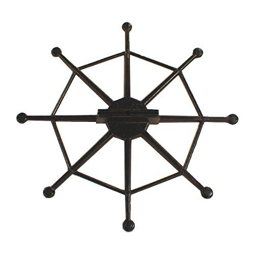 Tyler Mountain New style Dorbro Spider bridge Cast Aluminum - Black