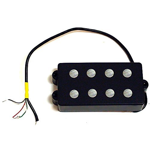 Ant Hill Music Bass Guitar Humbucker 4-String Pickup 2.7k output