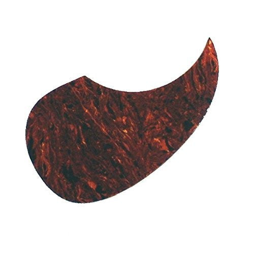 Ant Hill Music Acoustic Guitar Pickguard Teardrop Tortoise - Ant Hill Music