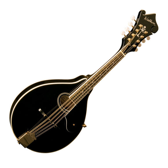 Washburn Americana Series A-Style Mandolin Oval Sound Hole Gold Hardware M1SDLB