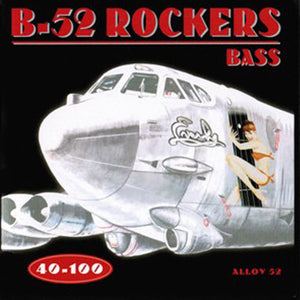 Everly B-52 Rockers Bass Guitar Strings - Light - 6240 -  40-100 - 1 Pack - Ant Hill Music