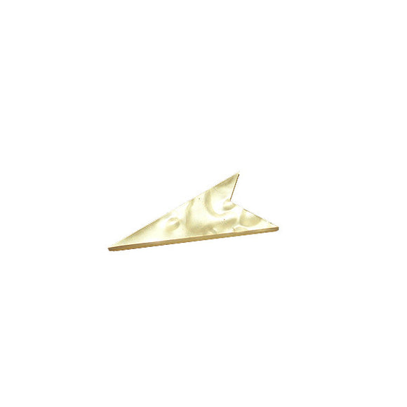 Ant Hill Music Arrowhead Shaped Pearloid Inlay for Instrument Fretboard F7