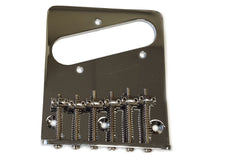 Fender Squier Standard Telecaster Top loader Left Handed Guitar Bridge - Chrome