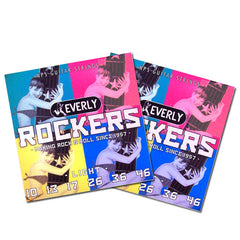 Everly Rockers Electric Guitar Strings - Light - 9010 - 10-46 - 2 Packs