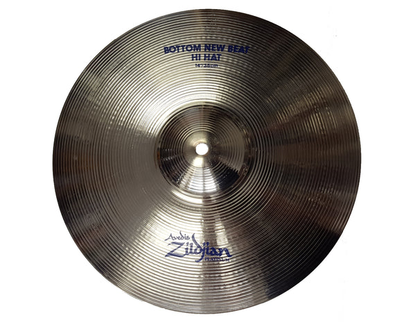 Zildjian Avedis Platinum Bottom New Beat HI HAT 14