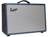 Supro Guitar Amplifier Combo 1690T Coronado 2x10 35-Watt Dual-6L6 Tube-Rectified
