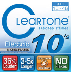 Cleartone Electric Guitar Strings - Light - 9410 - 10-46 - 1 Pack
