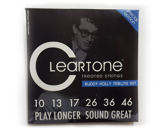 Cleartone Buddy Holly Special Edition Tribute Guitar String Set 10-46 Gauge - Ant Hill Music