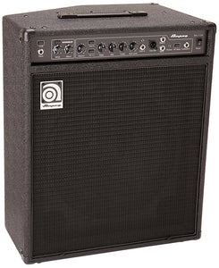 "Ampeg 150-Watt Bass Combo with Scrambler 1x15"" 3-Band EQ Effects Loop Direct Out - Ant Hill Music"