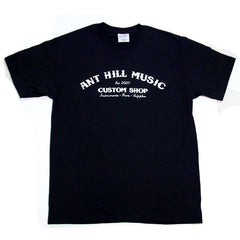 Ant Hill Music Custom Shop Logo T-Shirt