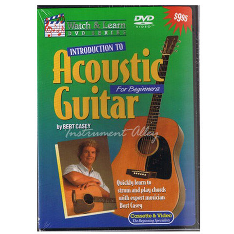 Introduction to Acoustic Guitar DVD