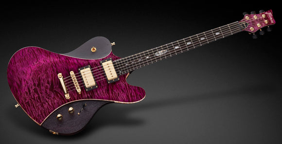 Framus Idolmaker Stevie Salas Signature Electric Guitar Quilted Maple B-Stock
