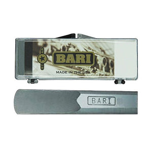 Bari Star Synthetic Bb Clarinet Reed - Hard 4.0 - 4.5 - BSCLH - Single - Ant Hill Music