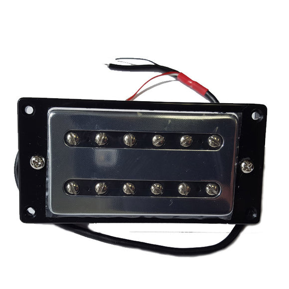 Ant Hill Music Humbucker Pickup 6.4k output Alnico magnets Pickup Ring Included - Ant Hill Music