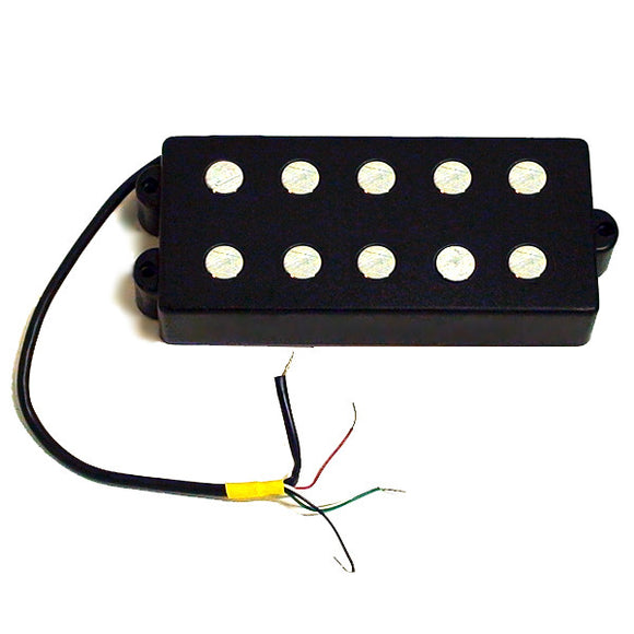 Ant Hill Music G&B Pickup Co Bass Guitar Humbucker 5-String fits G&L Music Man - Ant Hill Music