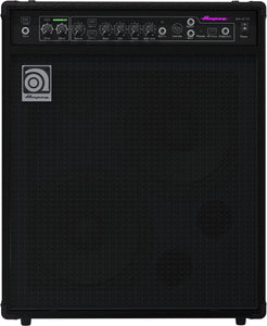 "Ampeg 450-Watt Bass Combo with Scrambler 2x10"" 3-band EQ Effects Loop Direct Out - Ant Hill Music"