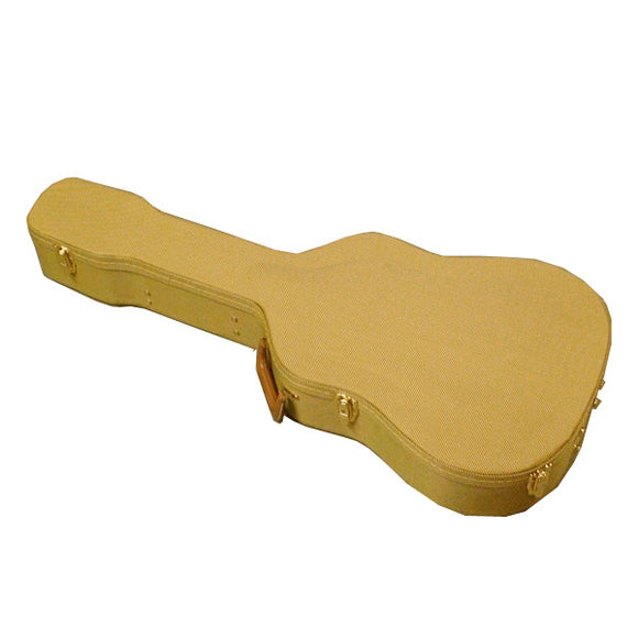 Guardian Case - Tweed Hardshell Case For Classical Guitar CG-035-C
