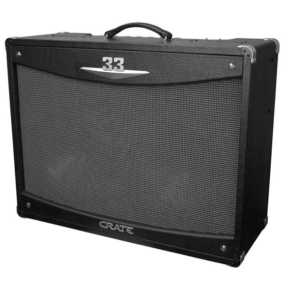 Crate V-Series 2x12 2-Channel All Tube Combo Amplifier with Reverb 33 Watt - Ant Hill Music