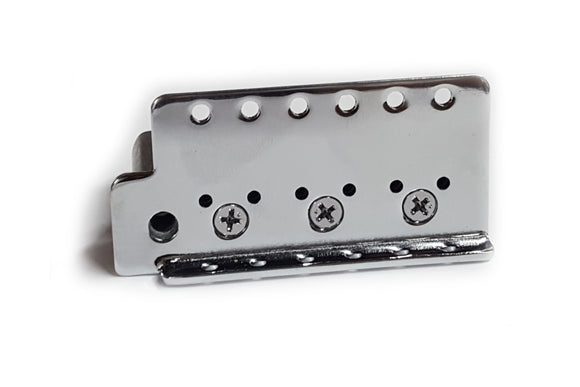Fender Stratocaster Big Block Left Handed Tremolo Plate and Block Stamped PW-29 String Spacing 2-1/16