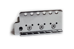 Fender Stratocaster Big Block Left Handed Tremolo Plate and Block Stamped PW-29
