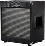 "Ampeg Portaflex Bass Cabinet 200W 1x12"" with Horn Vintage Grille and Tolex - Ant Hill Music"