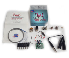Graph Tech F.A.A.S Acoustic Sound Pickup System Tour Pack