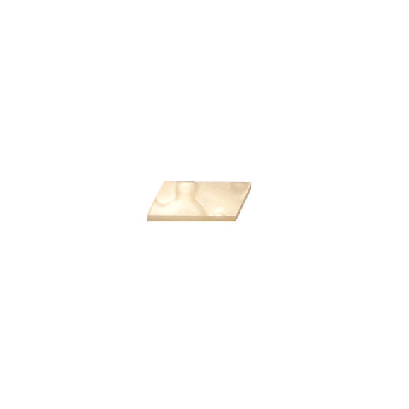 Ant Hill Music Parallelogram Shaped Pearloid Inlay for Instrument Fretboard F1 - Ant Hill Music