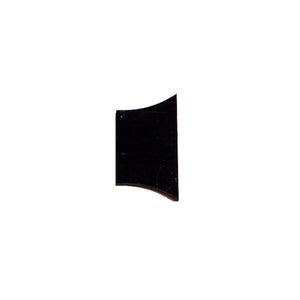 Ant Hill Music Trapezoid Shaped Black Pearloid Inlay for Instrument Fretboard - Ant Hill Music