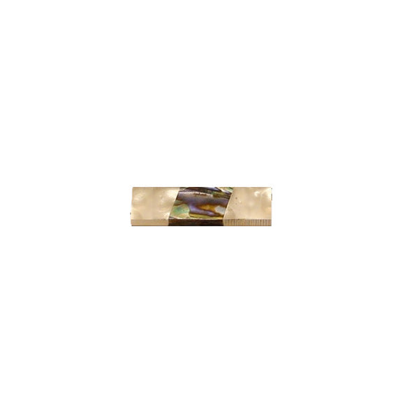Ant Hill Music Abalone and Pearloid Block Inlay for Instrument Fretboard 15F - Ant Hill Music