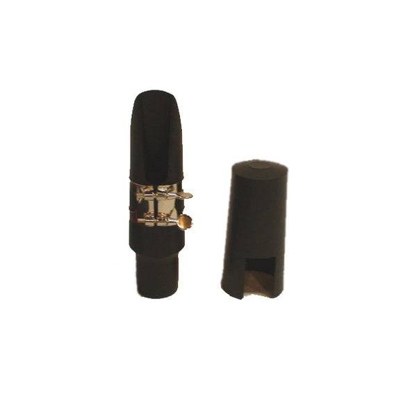 Bari Esprit Baritone Sax Mouthpiece Matte Cap/Nickel ligature Included ESKBS2 - Ant Hill Music