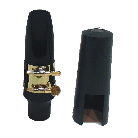 Bari Esprit Tenor Sax Mouthpiece Cap and Gold lig included - ESKTSG - Ant Hill Music