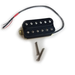 Ant Hill Music Electric Guitar Humbucker Pickup 8.4k output Alnico-V Black - Ant Hill Music