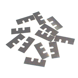 Genuine Fender Floyd Rose Locking Nut Shims 0.10mm Height 12 Pack 099-8110-049 - Ant Hill Music