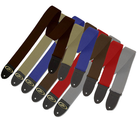 Adjustable Nylon Guitar Strap Made in USA