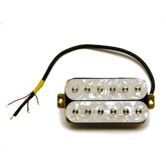 Ant Hill Music G&B Pickup Co Humbucker Pickup 13.78k output Alnico magnets - Ant Hill Music