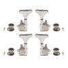Ant Hill Music Bass Guitar Tuning Machines 2x2 18:1 Ratio Chrome