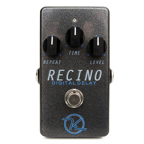 Keeley Electronics Recino 24 Bit Digital Delay Effects Pedal For Guitar - Ant Hill Music