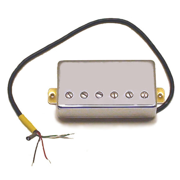 Ant Hill Music G&B Pickup Co Humbucker Pickup 17.45k output Alnico magnets - Ant Hill Music