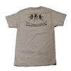 Ant Hill Music Original Logo T-Shirt Gray in Men's Large