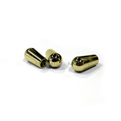 Mighty Mite Switch Tip Knobs for Les Paul - Gold