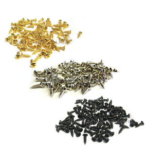 Mighty Mite Guitar & Bass Pickguard Screws Qty 100